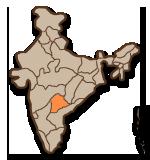 Telangana i Indien
