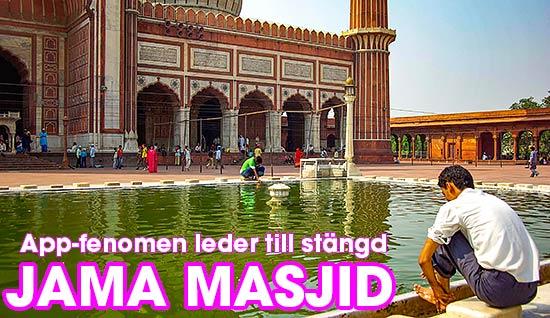 TIK TOK Jama Masjid, Delhi
