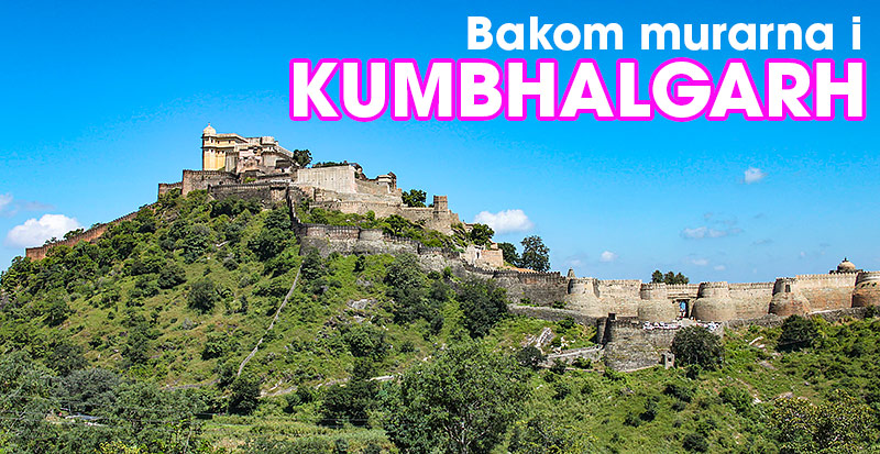 Kumbhalgarh, Rajasthan, Indien