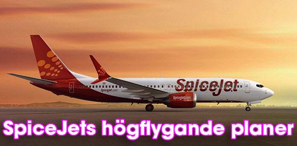 SpiceJet Indien