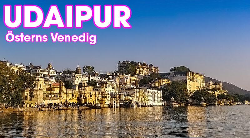 Udaipur, Rajasthan, Indien